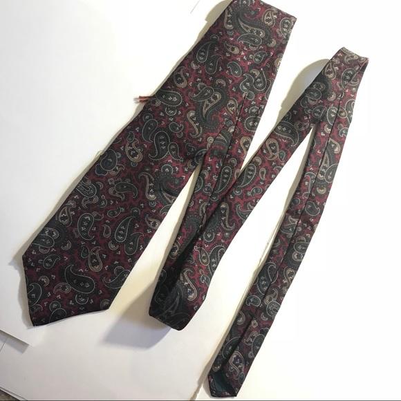 Vintage Other - Patrick James Vintage Bohemian Paisley Tie